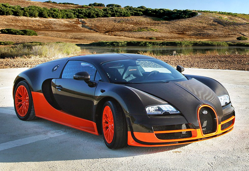 fast car bugatti veyron 16 4 super sport. Black Bedroom Furniture Sets. Home Design Ideas