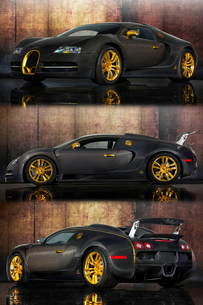 2009 bugatti veyron mansory linea vincero. Black Bedroom Furniture Sets. Home Design Ideas