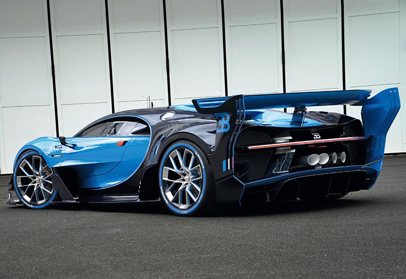 Bugatti gran turismo price
