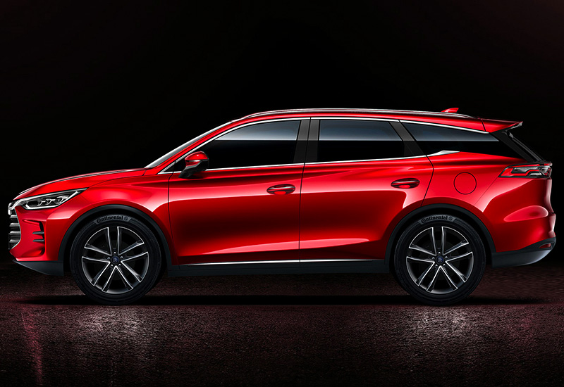 2018 BYD Tang 4.5S