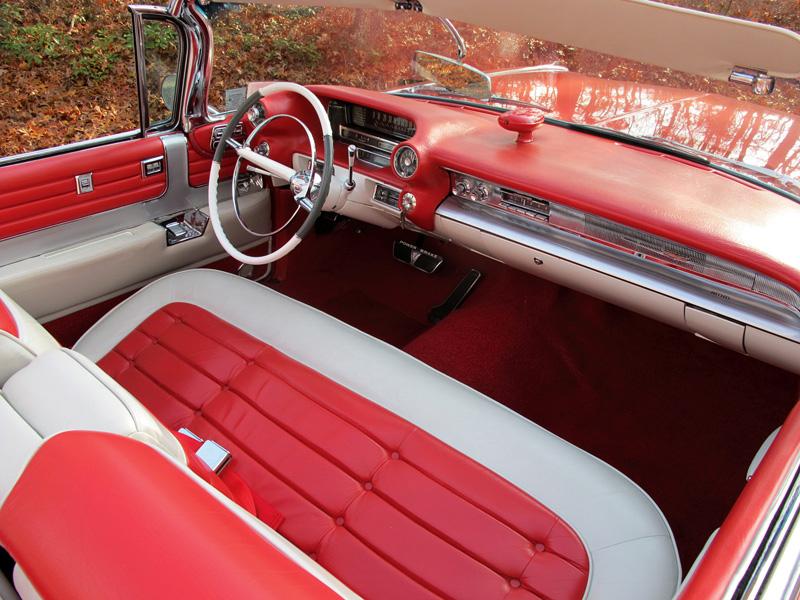 1959 Cadillac Eldorado Biarritz характеристики фото цена