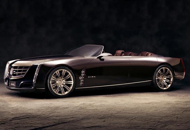 Cadillac concept price