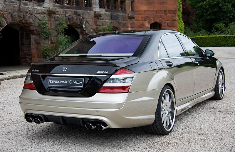 2008 carlsson aigner ck65 rs blanchimont for 2008 mercedes benz s65 amg