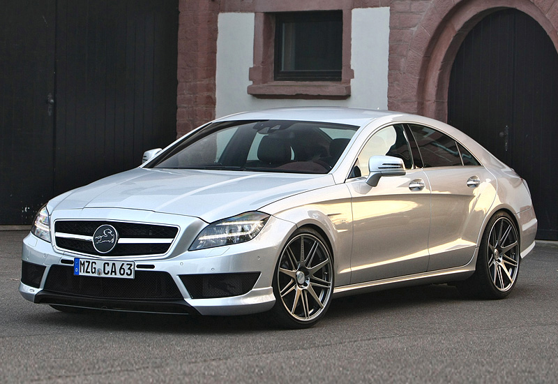 2013 Mercedes Benz Cls63 Amg Shooting Brake Autos Post