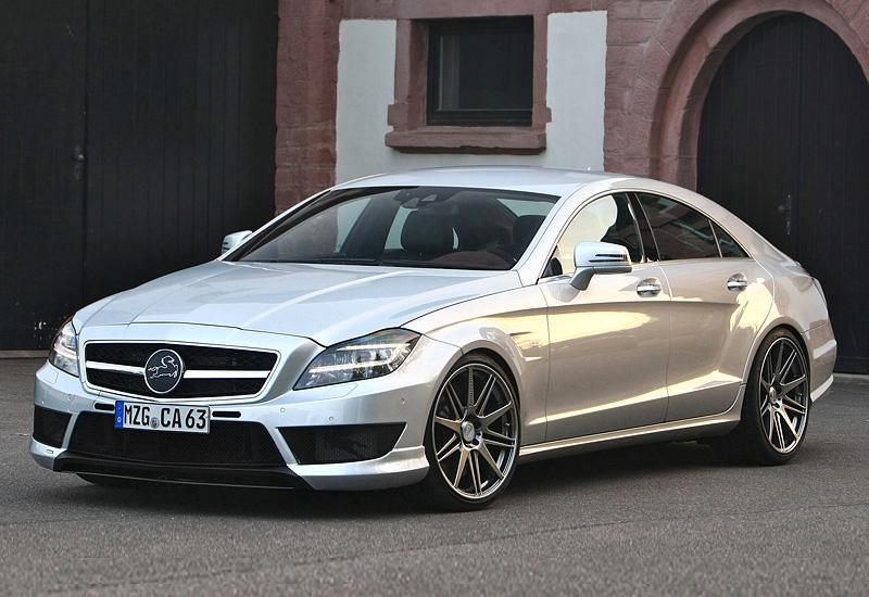 Mercedes cls фото