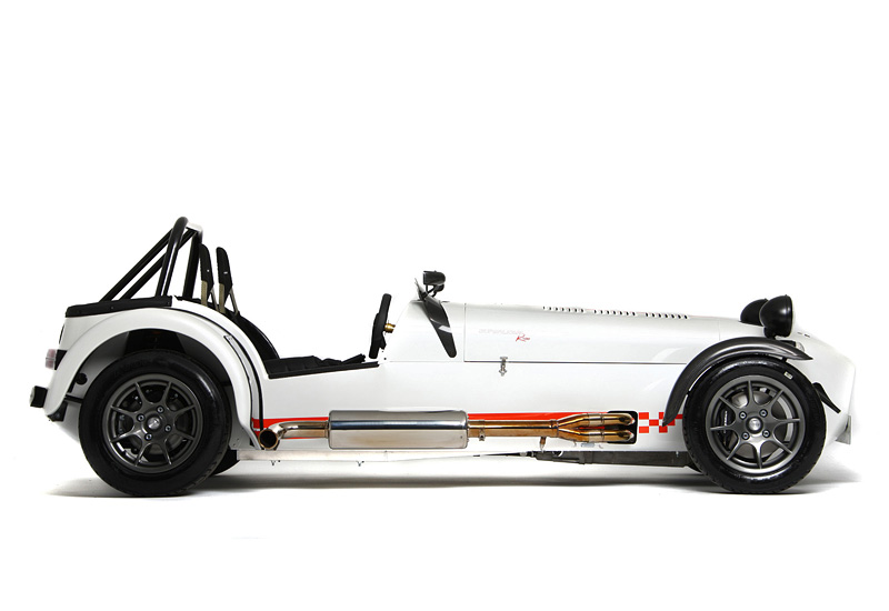 2008 Caterham Seven Superlight R500