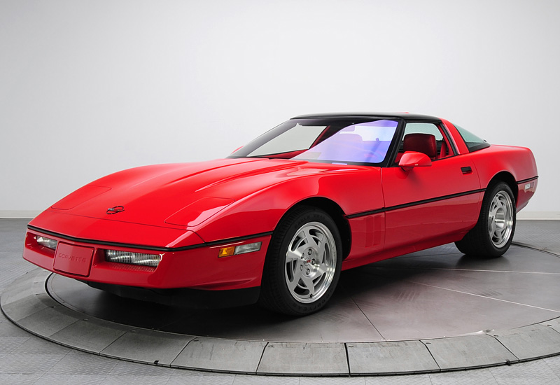 1990 Chevrolet Corvette ZR1 Coupe (C4)