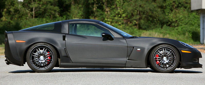 Corvette Z06 Romeo Ferraris