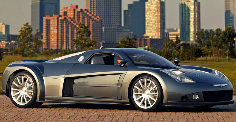 2004 Chrysler ME Four-Twelve Concept