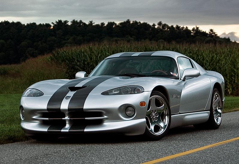 1996 Dodge Viper GTS - характеристики, фото ...