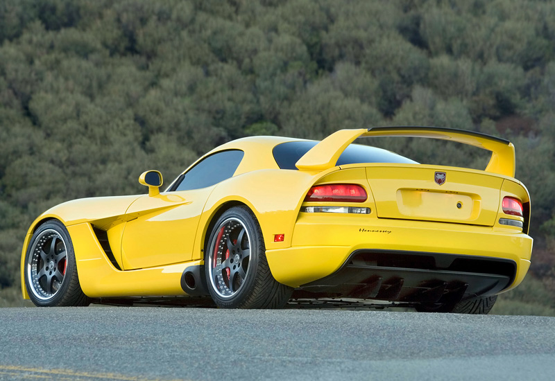 2007 Hennessey Venom 1000 Twin Turbo