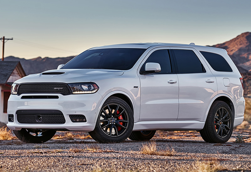2018 Dodge Durango SRT (WD)