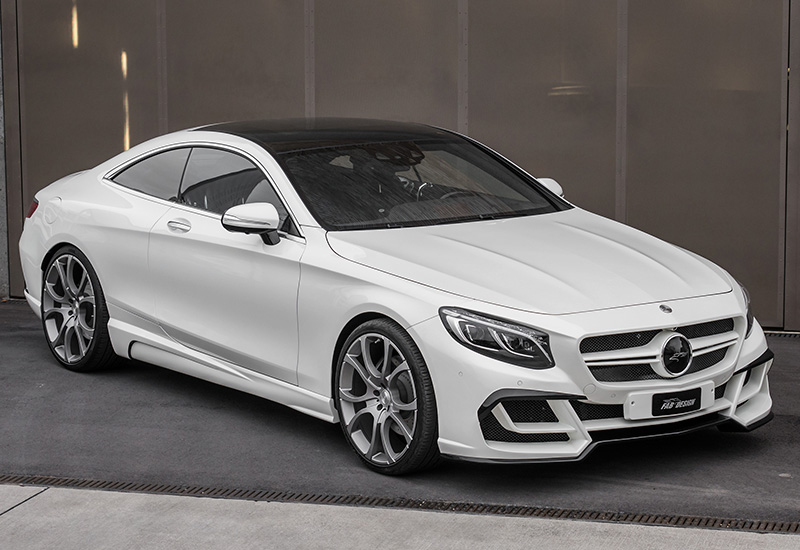 2016 Mercedes-Benz S63 AMG Coupe FAB Design Ethon