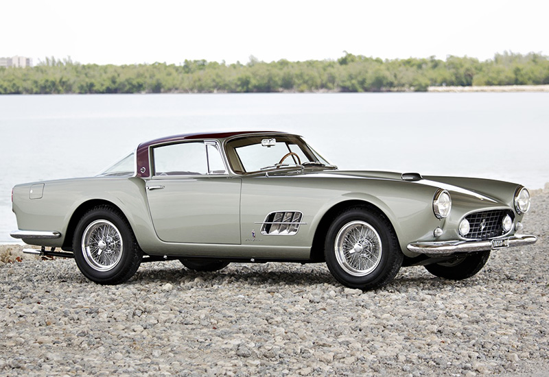 1957 Ferrari 410 Superamerica Series II Coupe