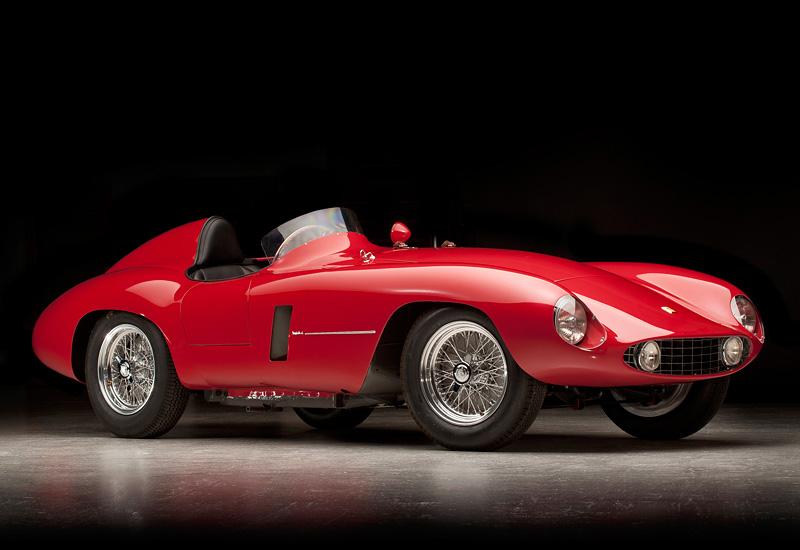 1954 Ferrari 750 Monza характеристики фото цена