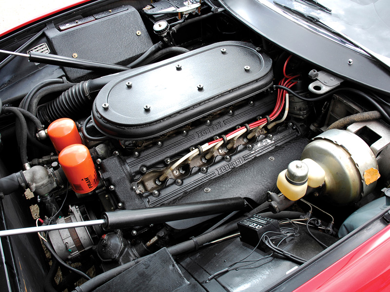 1968 Ferrari 365 GTB/4 Daytona - характеристики ...