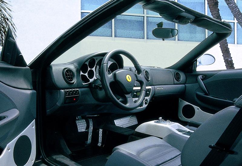 2000 Ferrari 360 Spider - характеристики, фото ...