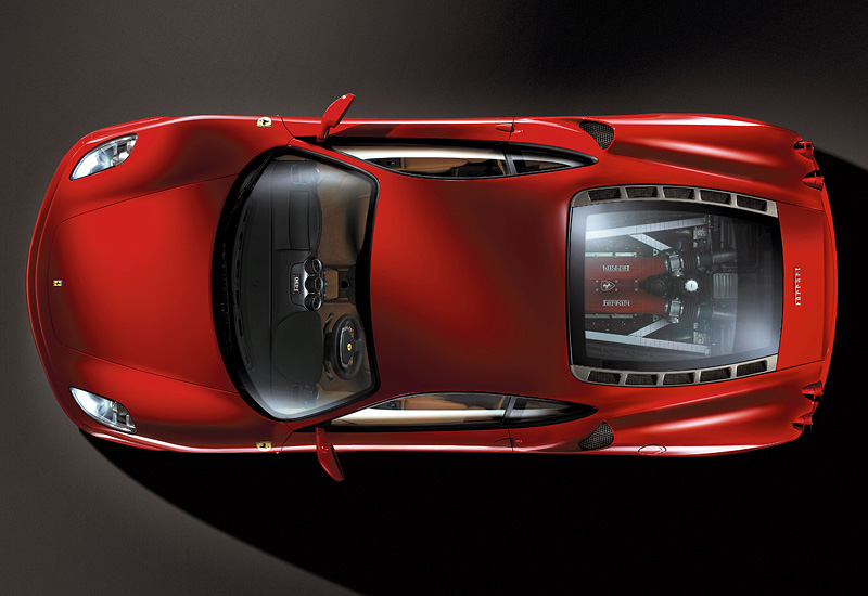 Бампер Ferrari F430 430 - фото 4