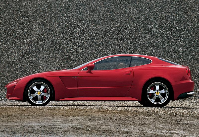 2005 Ferrari GG50 Concept - характеристики, фото ...