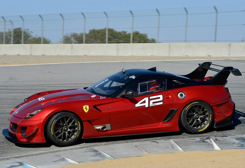 Ferrari 599xx specs