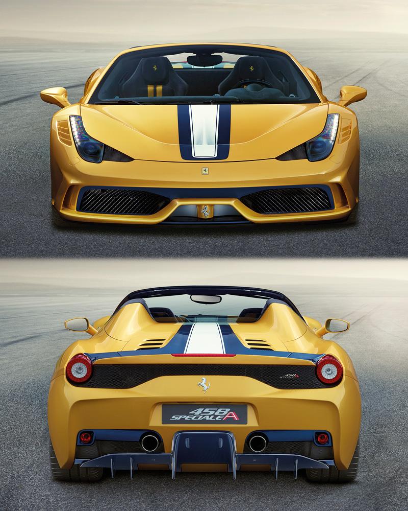 2014 Ferrari 458 Speciale Transmission