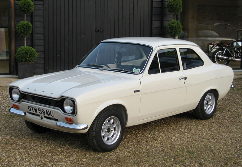 1970 Ford Escort RS 1600