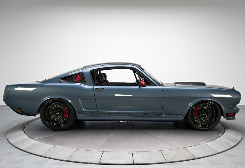 2012 Ford Mustang 1966 Ringbrothers Bail Out