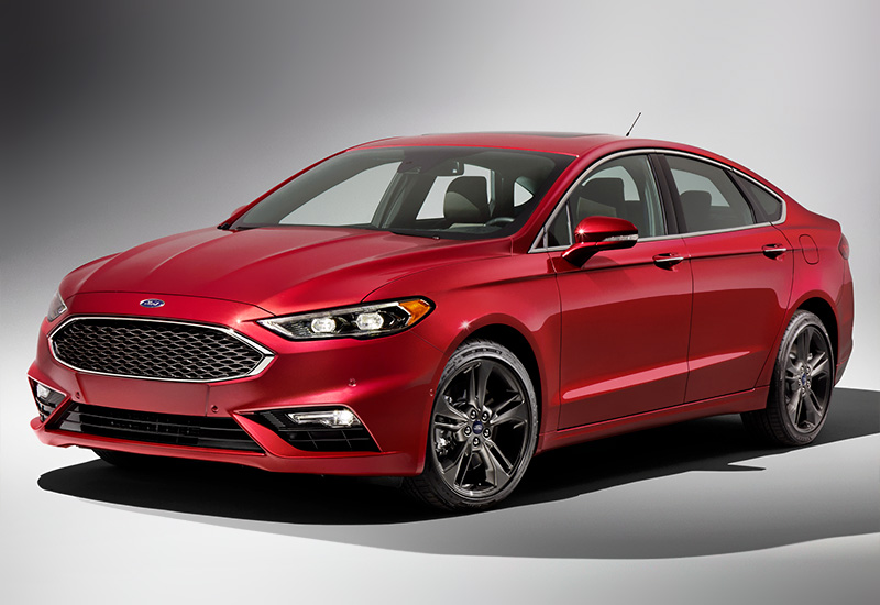 2016 Ford Fusion Sport EcoBoost