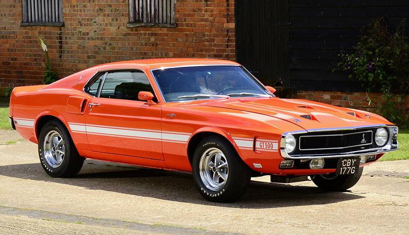 Форд мустанг фото 1969