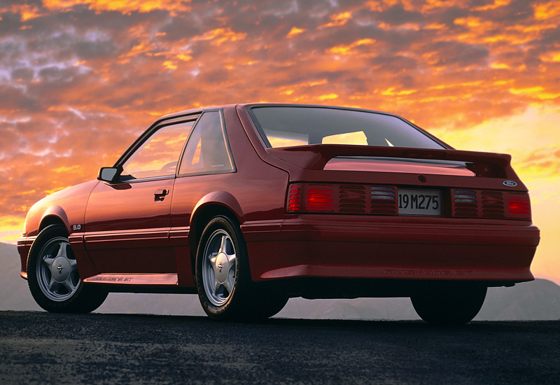 1987 Ford Mustang Cobra GT 5.0