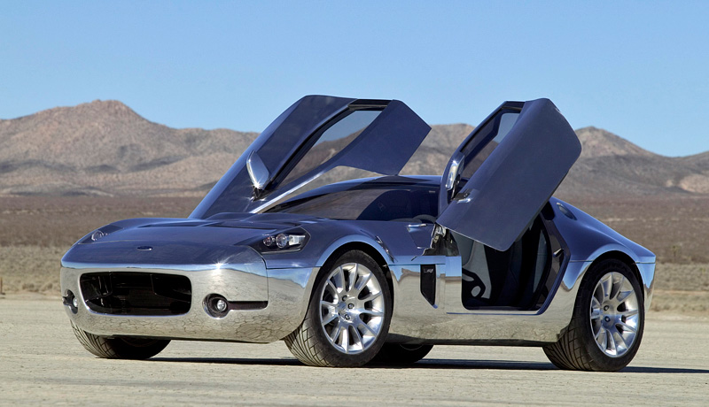 2005 Ford Shelby GR-1 Concept