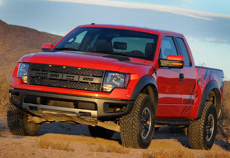 2009 Ford F-150 SVT Raptor SuperCab
