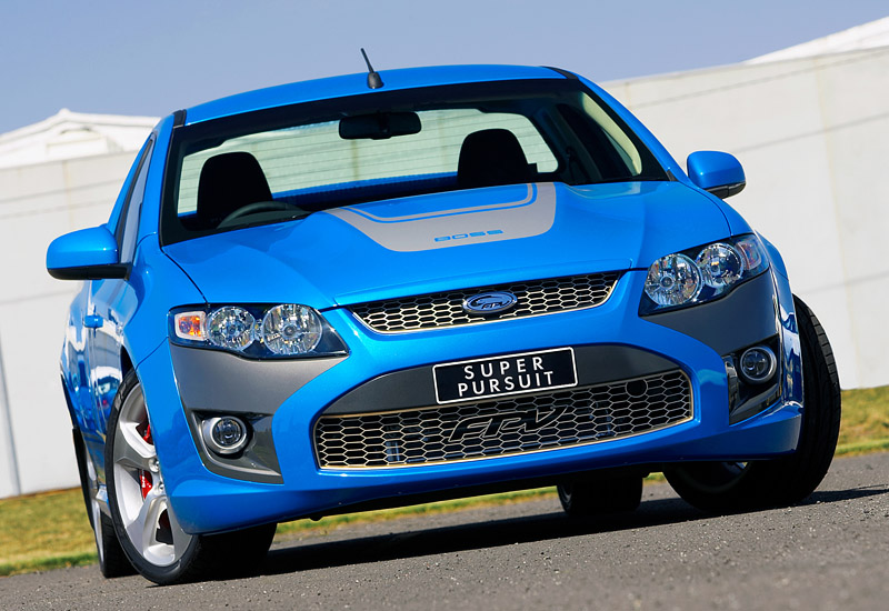 2009 Ford Falcon Ute FPV Super Pursuit