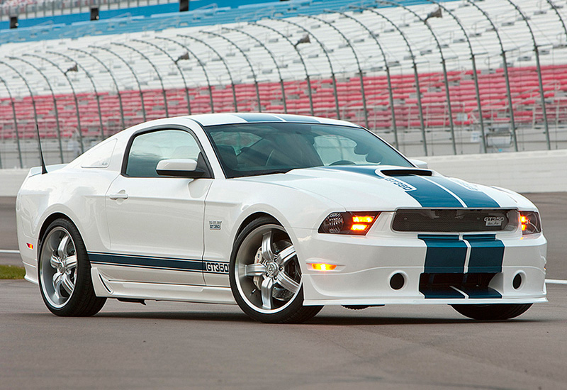 2011 Ford Mustang Shelby GT350