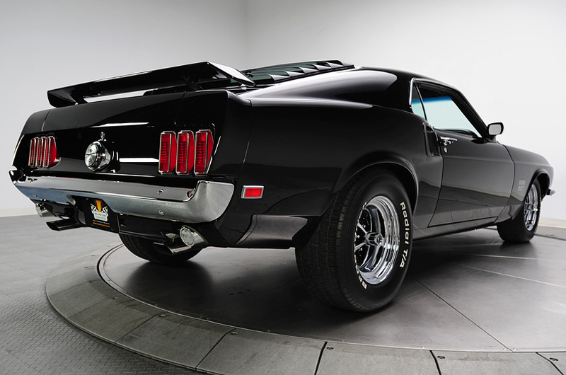 2012 Ford Mustang Boss 557 (1969) Pro-Touring RK Motors