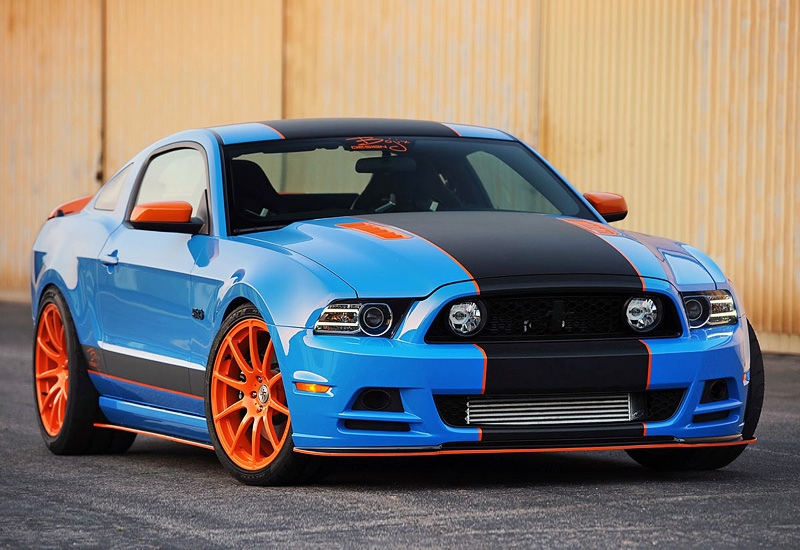 2013 Ford Mustang Bojix Design