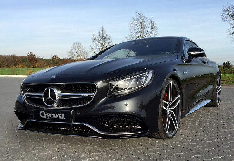 2014 mercedes benz s63 amg coupe g power