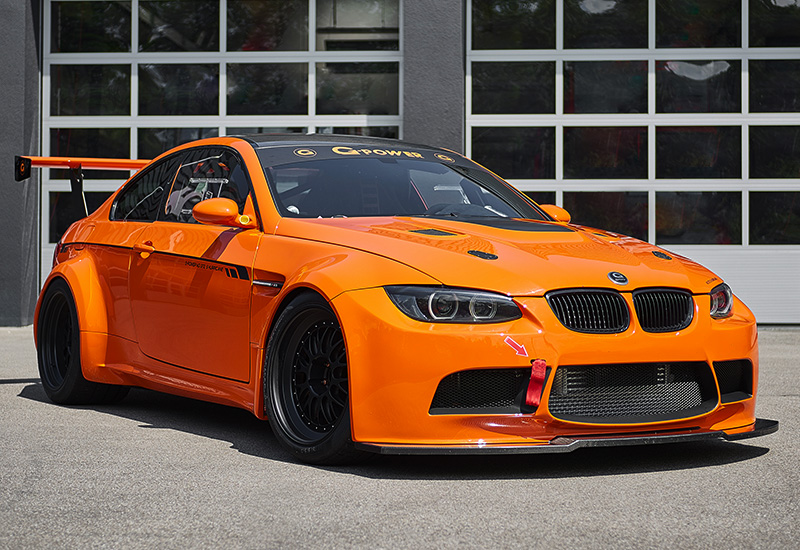 2017 BMW M3 G-Power GT2 S Hurricane