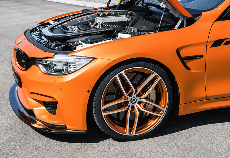 2017 BMW M4 Coupe G-Power G4M Bi-Turbo