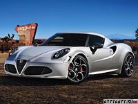 2013 Alfa Romeo 4C = 258 км/ч. 240 л.с. 4.5 сек.
