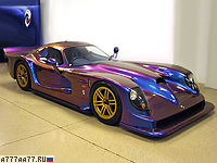 1997 Panoz Esperante GTR-1 Road Car = 360 км/ч. 620 л.с. 3.2 сек.