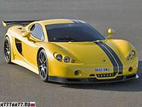 2006 Ascari A10 = 354 км/ч. 625 л.с. 2.9 сек.