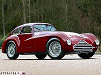 1948 Alfa Romeo 6C 2500 Competizione = 200 км/ч. 145 л.с. 9 сек.