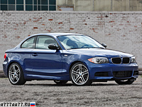 2012 BMW 135is Coupe (E82) = 241 км/ч. 324 л.с. 4.9 сек.