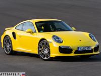 2013 Porsche 911 Turbo (991) = 315 км/ч. 520 л.с. 3.2 сек.