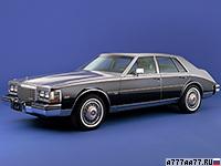 1980 Cadillac Seville 5.7L V-8 Diesel