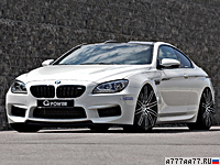 2013 BMW M6 G-Power Bi-Tronic III V2 = 320 км/ч. 710 л.с. 3.7 сек.
