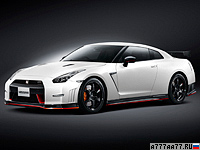 2014 Nissan GT-R Nismo = 320 км/ч. 599 л.с. 2.6 сек.