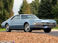 1966 Oldsmobile Toronado = 209 км/ч. 385 л.с. 8.5 сек.