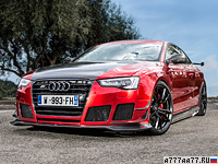 2013 Audi RS5-R Coupe ABT Sportsline = 303 км/ч. 470 л.с. 4.3 сек.